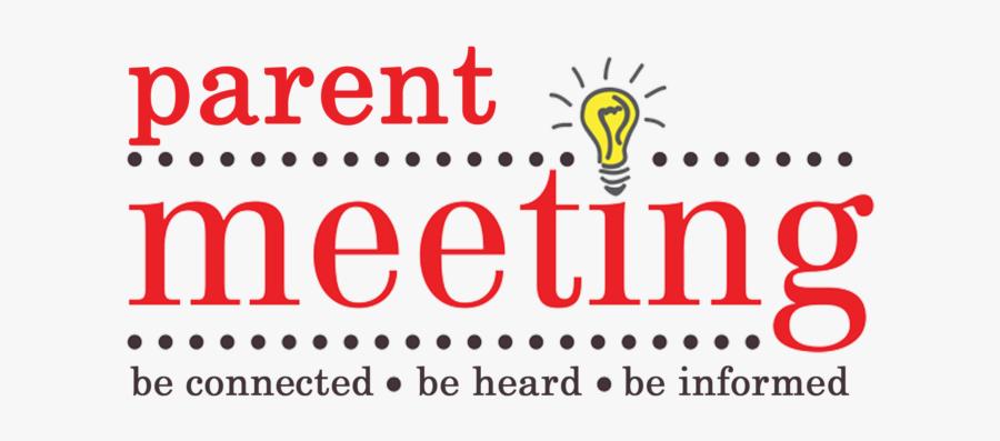 Parent Meeting, Transparent Clipart