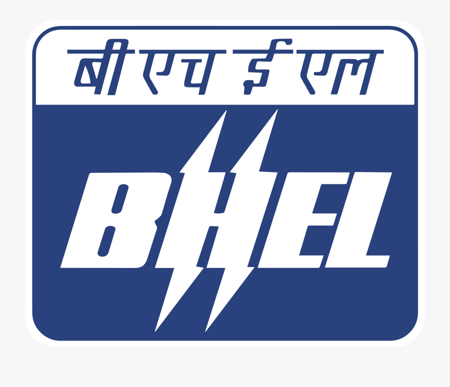 Bhel Recruitment 2019 - Bharat Heavy Electricals Limited Logo, Transparent Clipart