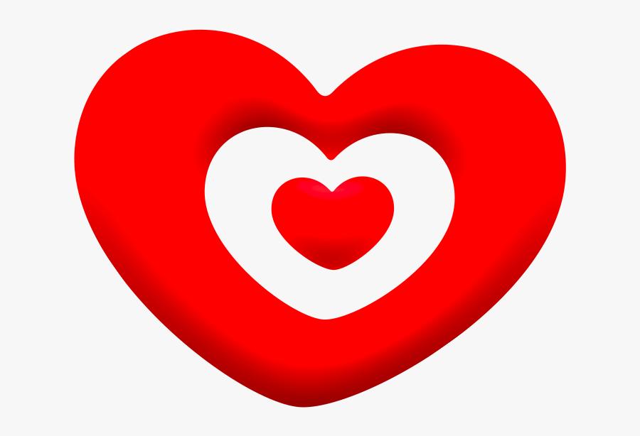 Love Heart Emoji Png Transparent - Heart Emoji Transparent Background, Transparent Clipart