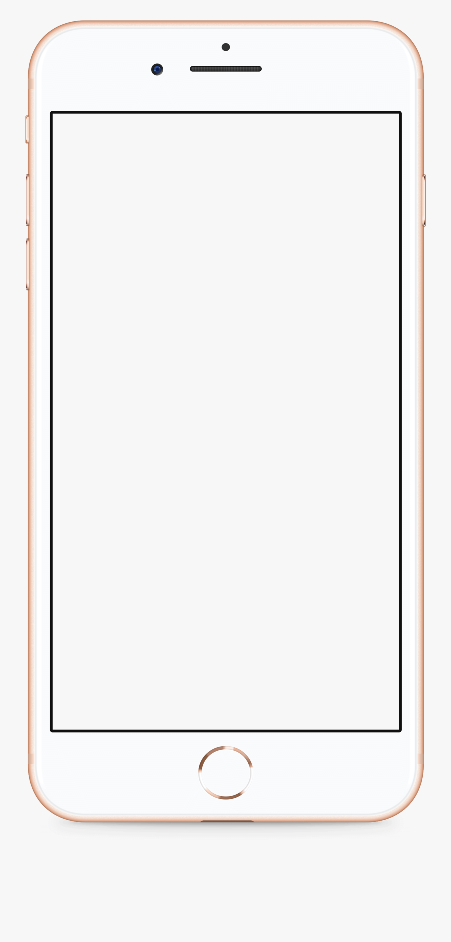 Mobile Phone, Transparent Clipart