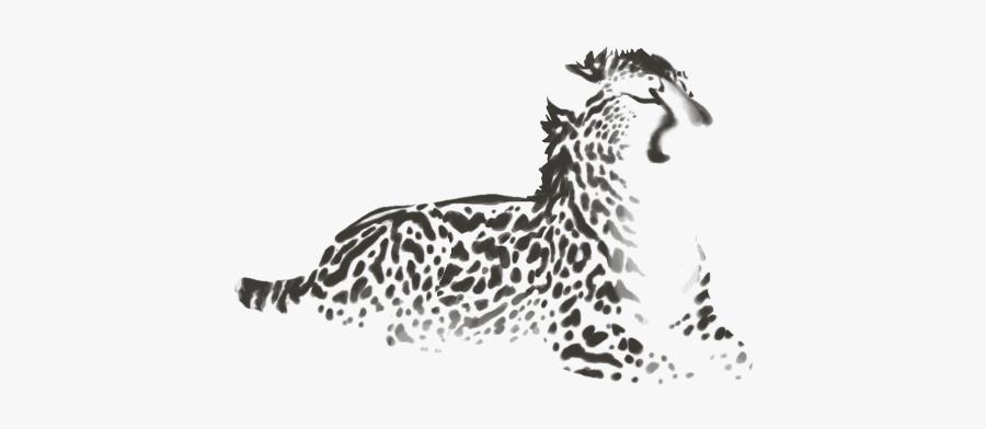 Lioden Primal Cheetah Heavy, Transparent Clipart