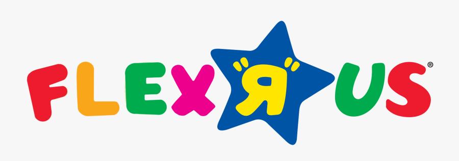 Flex R Us - Toys Rus Logo, Transparent Clipart