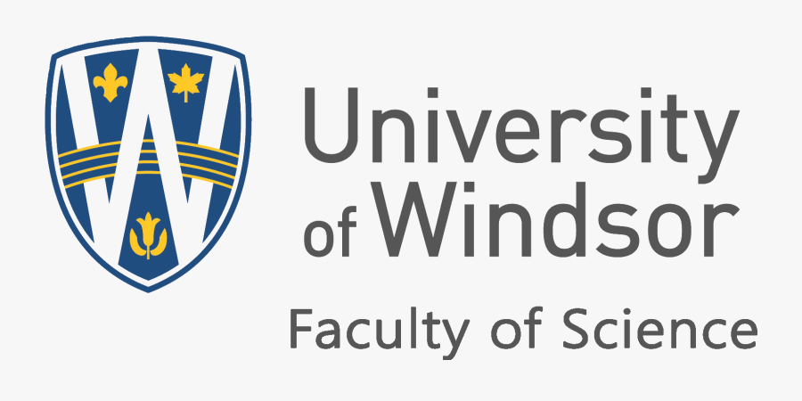 Uwindsor Faculty Of Science Logo - Faculty Of Science Logo Uwindsor, Transparent Clipart