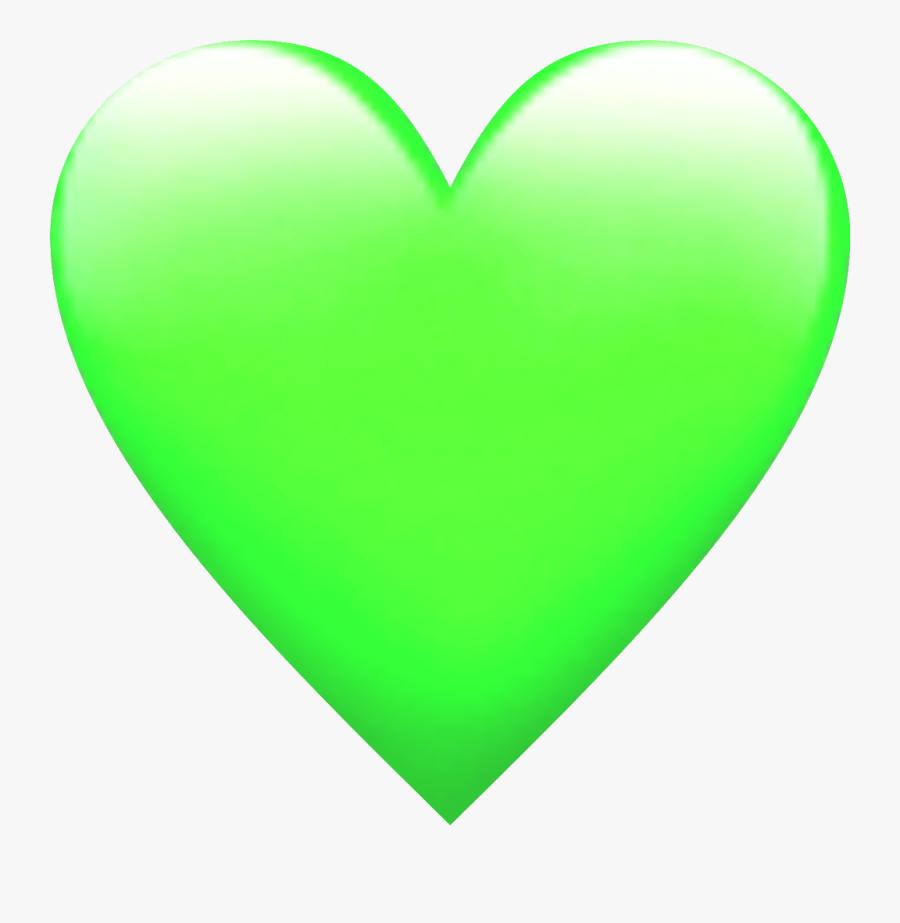 178 1781723 green heart love emoji pixle22 ios green heart