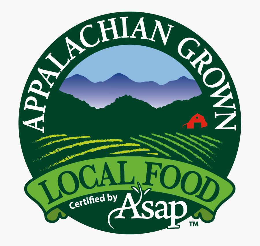 Appalachian Grown - Appalachian Grown Logo, Transparent Clipart
