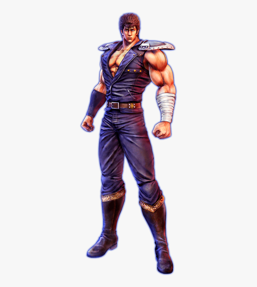 Fist Of The North Star Main Character, Transparent Clipart