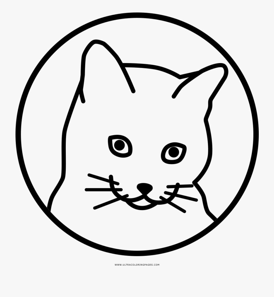 Wunderbar Katze Ausmalbilder - Katzen Ausmalbilder, Transparent Clipart