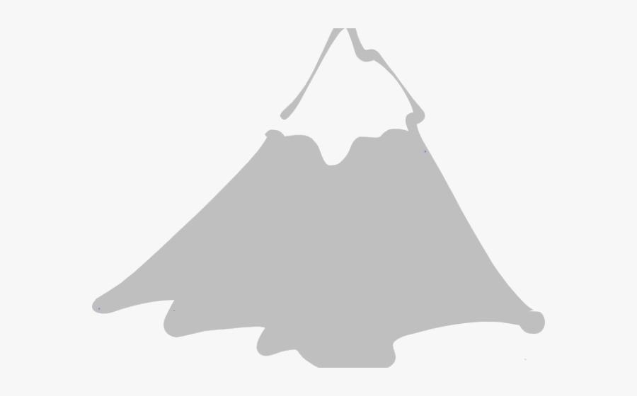 Mountain Peak Cliparts - Mountain Clip Art, Transparent Clipart