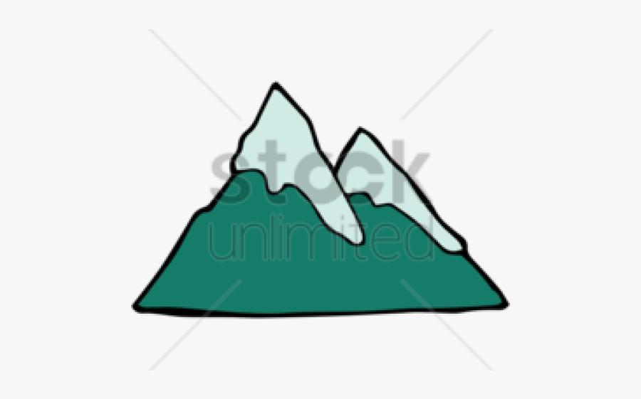 Peak Clipart Moutain - Illustration, Transparent Clipart