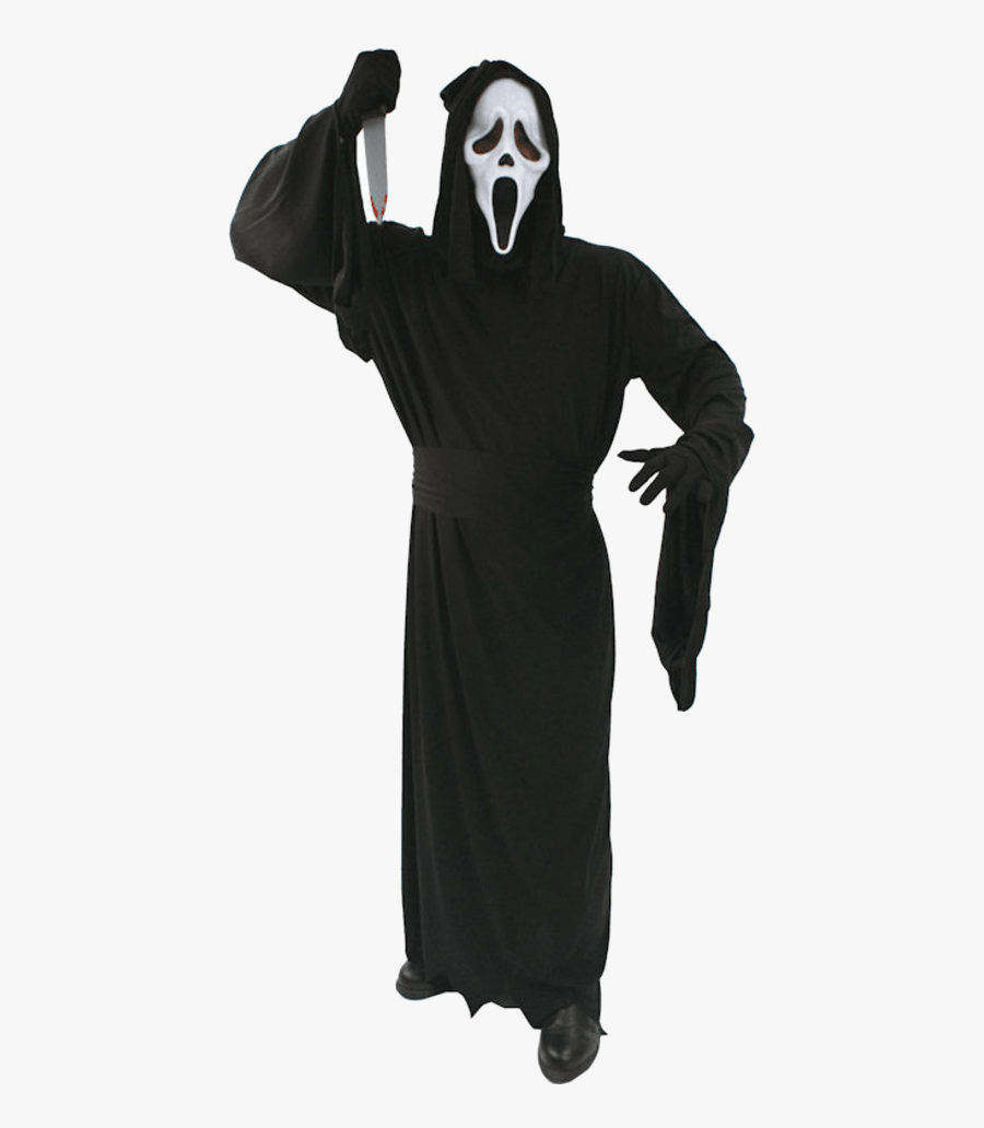 Ghostface Png - Ghostface Roblox, Transparent Clipart