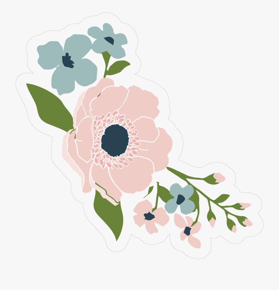 Transparent Wedding Flowers Png - Print And Cut Flower, Transparent Clipart