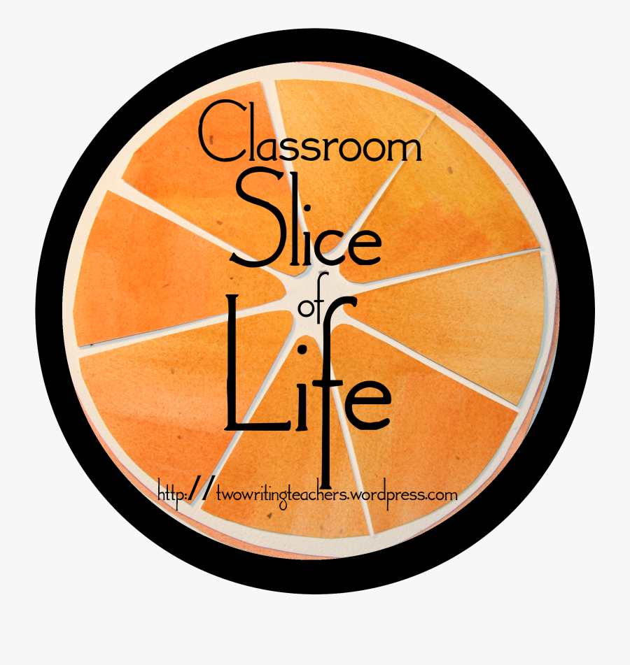 Crayons And Pencils Blog Archive Slice Of Life Writing - Circle, Transparent Clipart