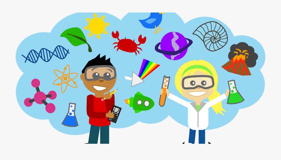 Science Clip Art Curious Kids Clipart Free Transparent Clipart Clipartkey
