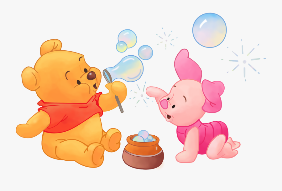 Eeyore Piglet Winnie The Pooh, Transparent Clipart