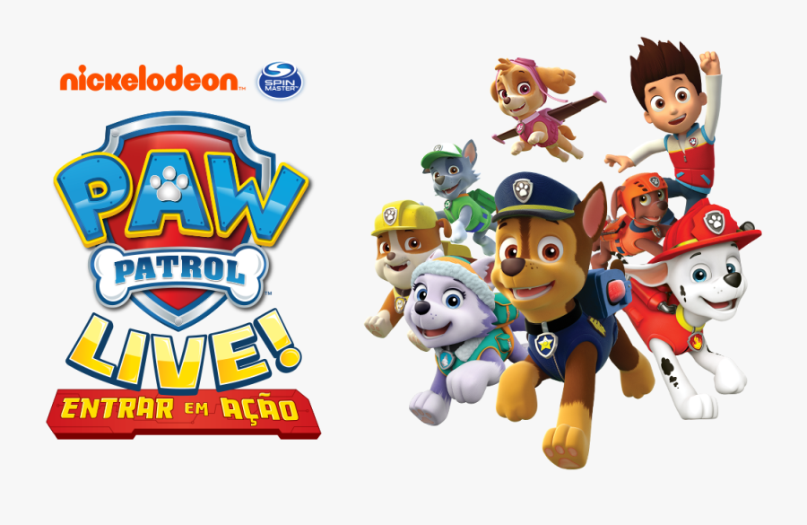 Transparent Paw Patrol Sky Png - Transparent Background Paw Patrol Png, Transparent Clipart