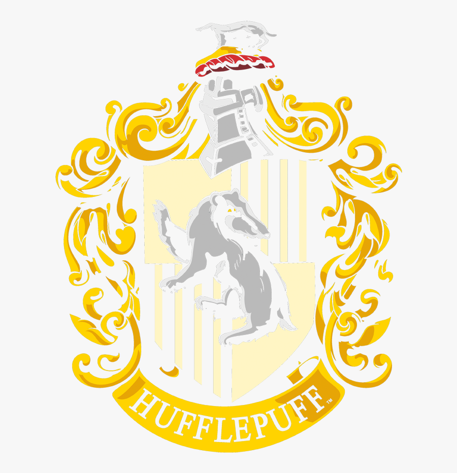 Hufflepuff Crest - Harry Potter And The Deathly Hallows, Transparent Clipart