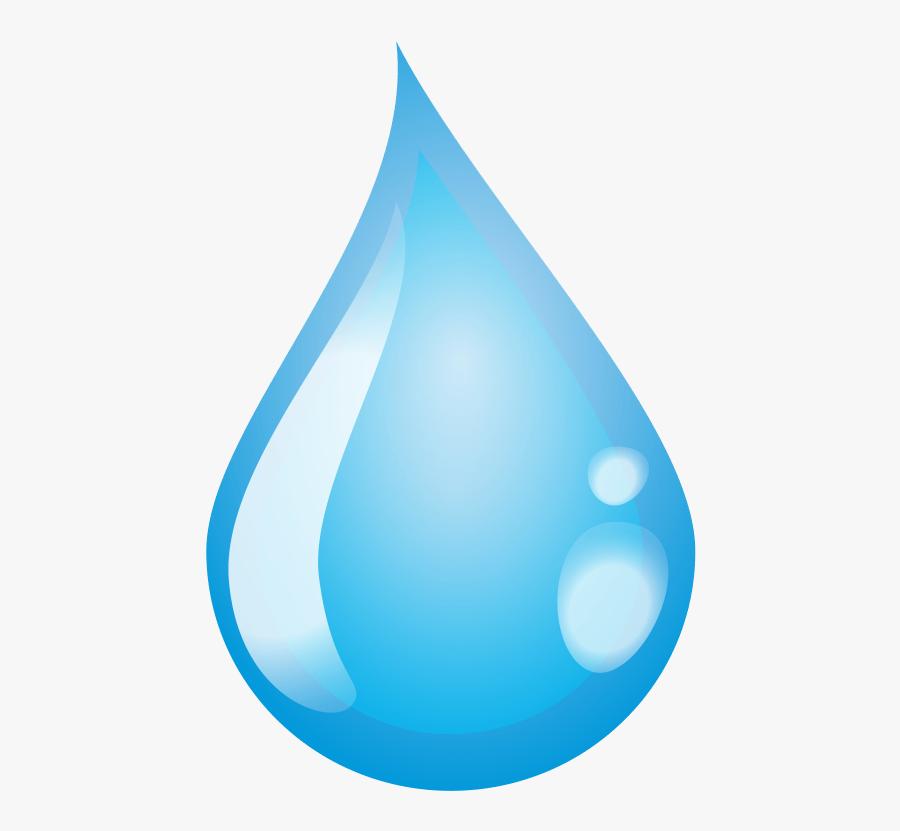 Transparent Water Drop Emoji Png - Water Drop Emoji Transparent, Transparent Clipart