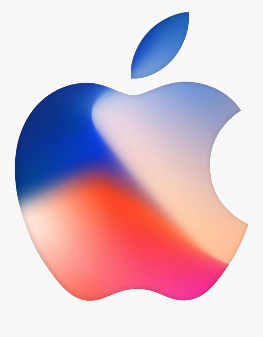 Apple Log Png - Apple Logo Iphone X, Transparent Clipart