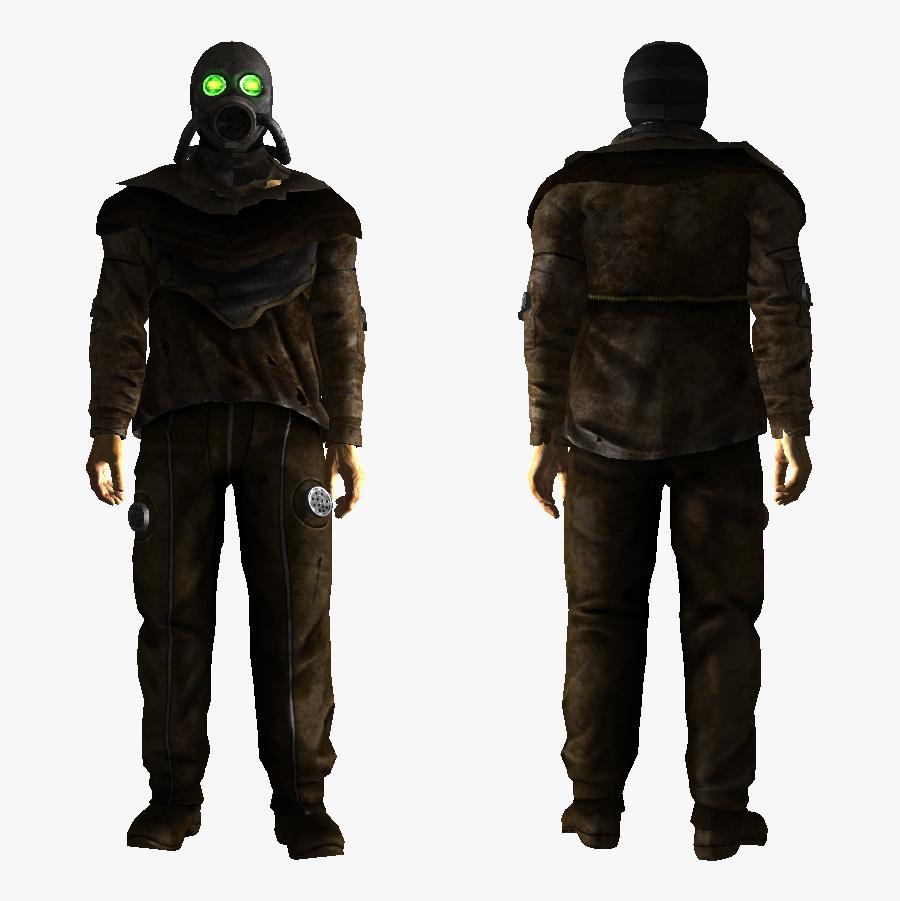 Clip Art Hazmat Suit Old World - Black Hazmat Suit, Transparent Clipart
