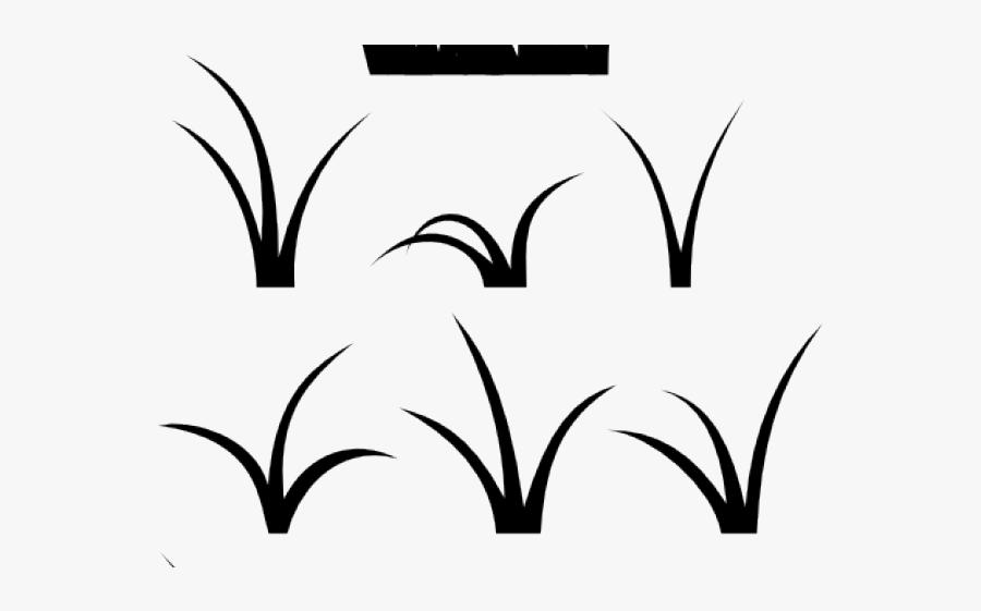drawn grass vector cartoon black grass vector png free transparent clipart clipartkey drawn grass vector cartoon black