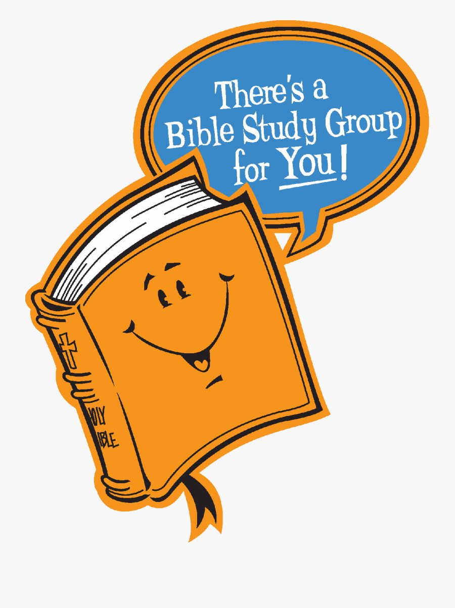 There Is A Special Bible Study For Each Age Group Adult - Clip Art Youth Bible Study, Transparent Clipart