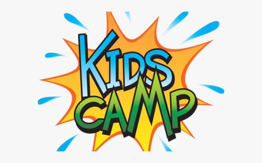 Summer Church Cliparts - Kids Camp Clip Art, Transparent Clipart