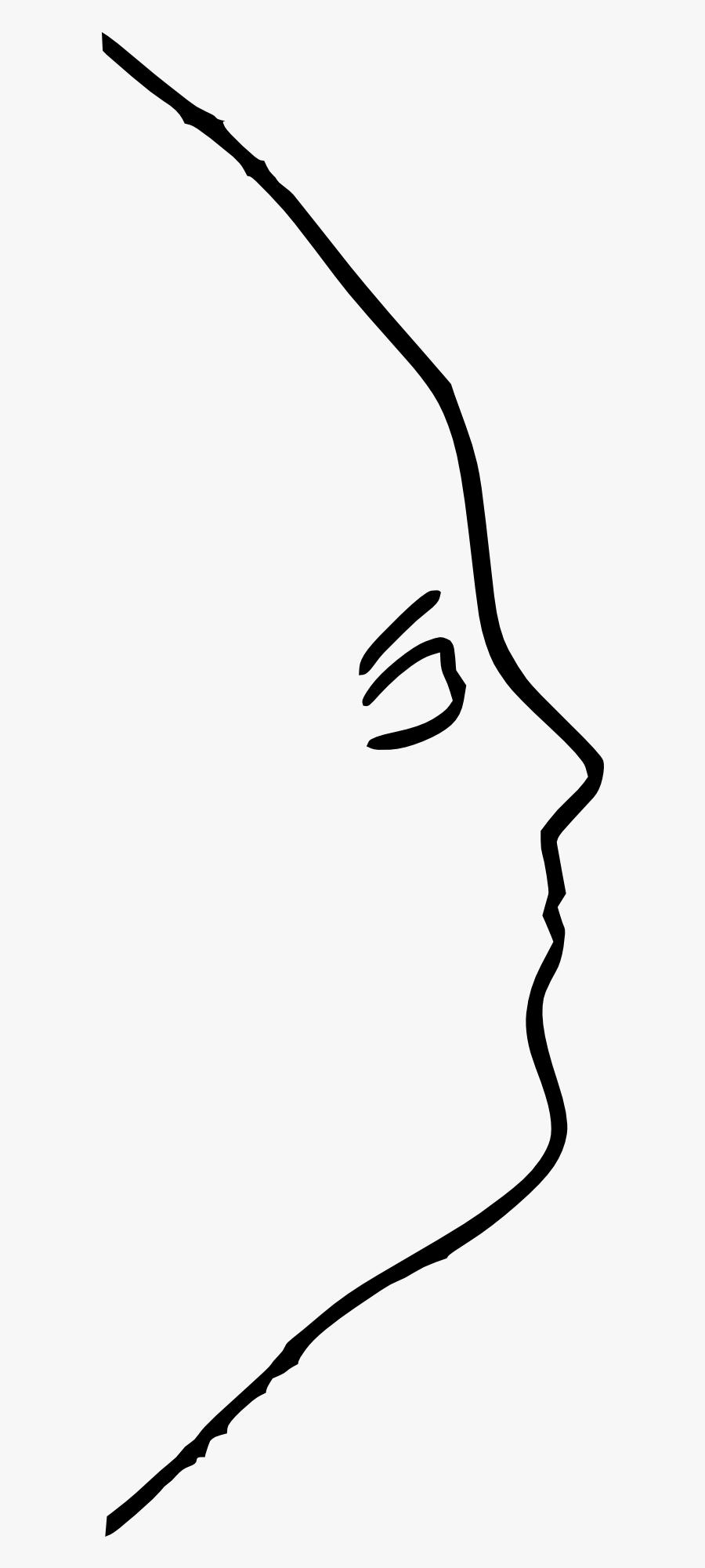 Transparent Ugly Woman Clipart - Human Face, Transparent Clipart
