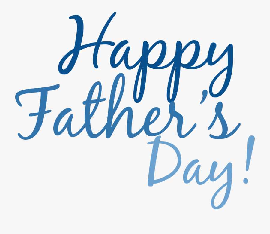 Happy Fathers Day Transparent Background, Transparent Clipart
