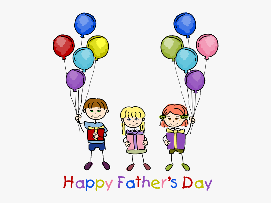 Free Father Day Clip Art - Happy Father's Day Clip Art, Transparent Clipart