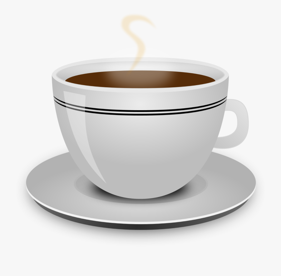 Coffee Cup - Hot Cup Of Coffee Png, Transparent Clipart