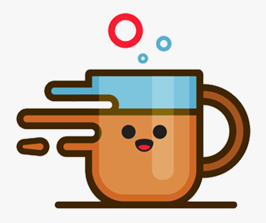 Clip Transparent Stock Illustration Material - Coffee Cup, Transparent Clipart