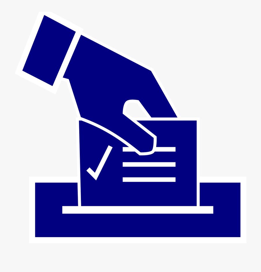 Vote Ballot Clipart - Voting Clipart Png, Transparent Clipart