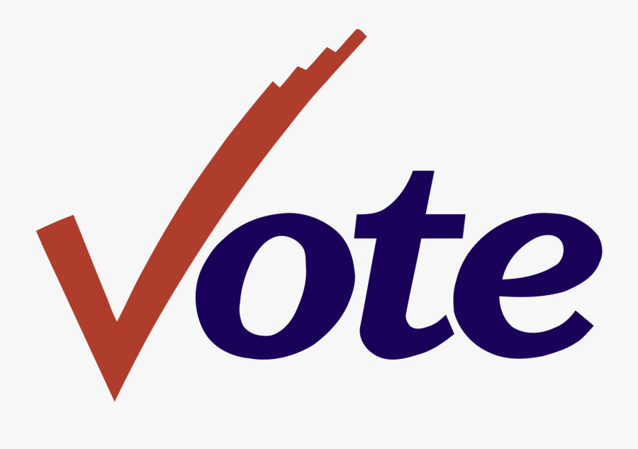 Clip Art Voter Registration Government And - Vote Transparent, Transparent Clipart