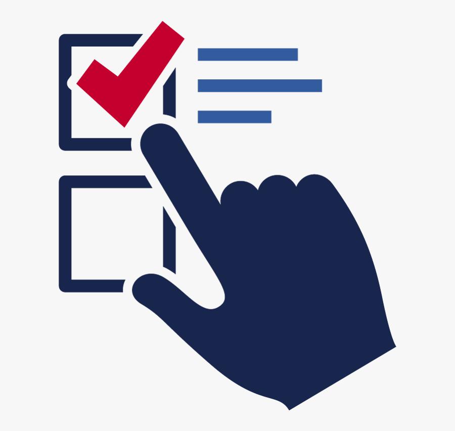 Thumb Clipart Voting - Judges Term Of Office, Transparent Clipart