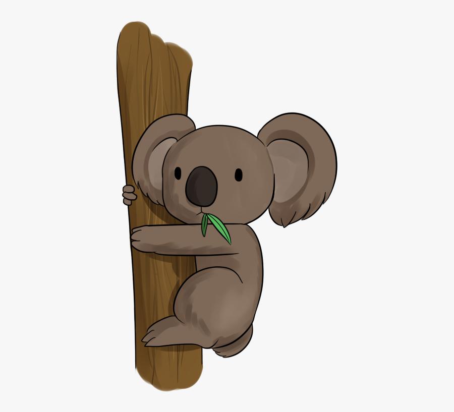 Koala Clip Art Free - Clipart Koala, Transparent Clipart