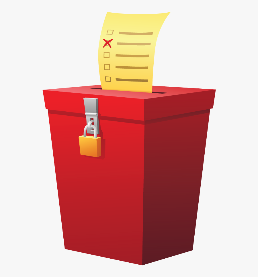 Vote Png Images Transparent Free Download - Transparent Ballot Box Png, Transparent Clipart
