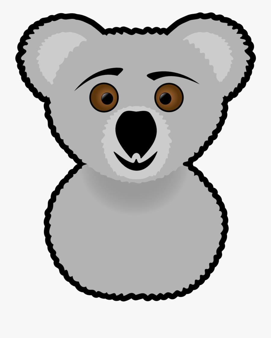 Koala Clip Art, Transparent Clipart