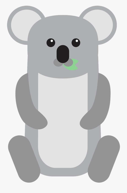 Rodent,teddy Bear,koala - Clip Art Koala Bear Transparent Background, Transparent Clipart