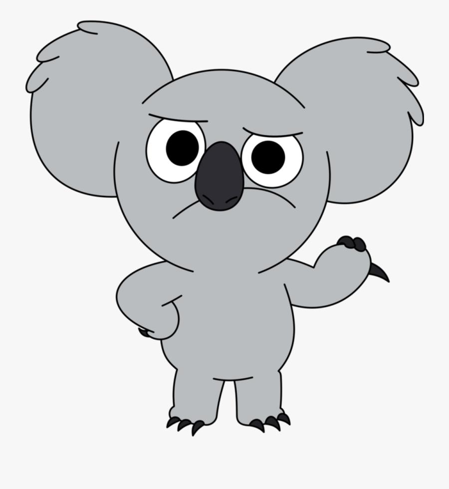 We Bare Bears Koala Png Clipart , Png Download - Nom Nom Koala Png, Transparent Clipart