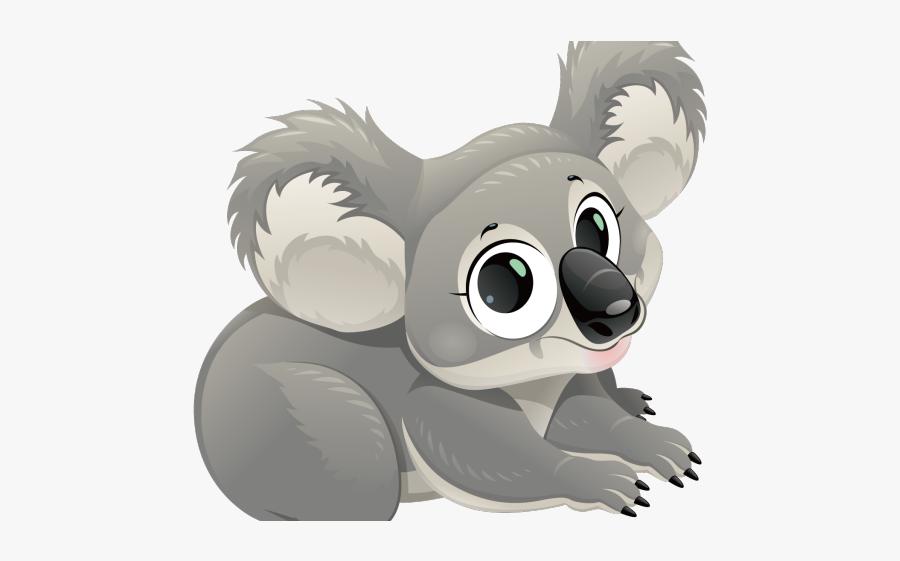 Kangaroo And Koala Cartoon, Transparent Clipart