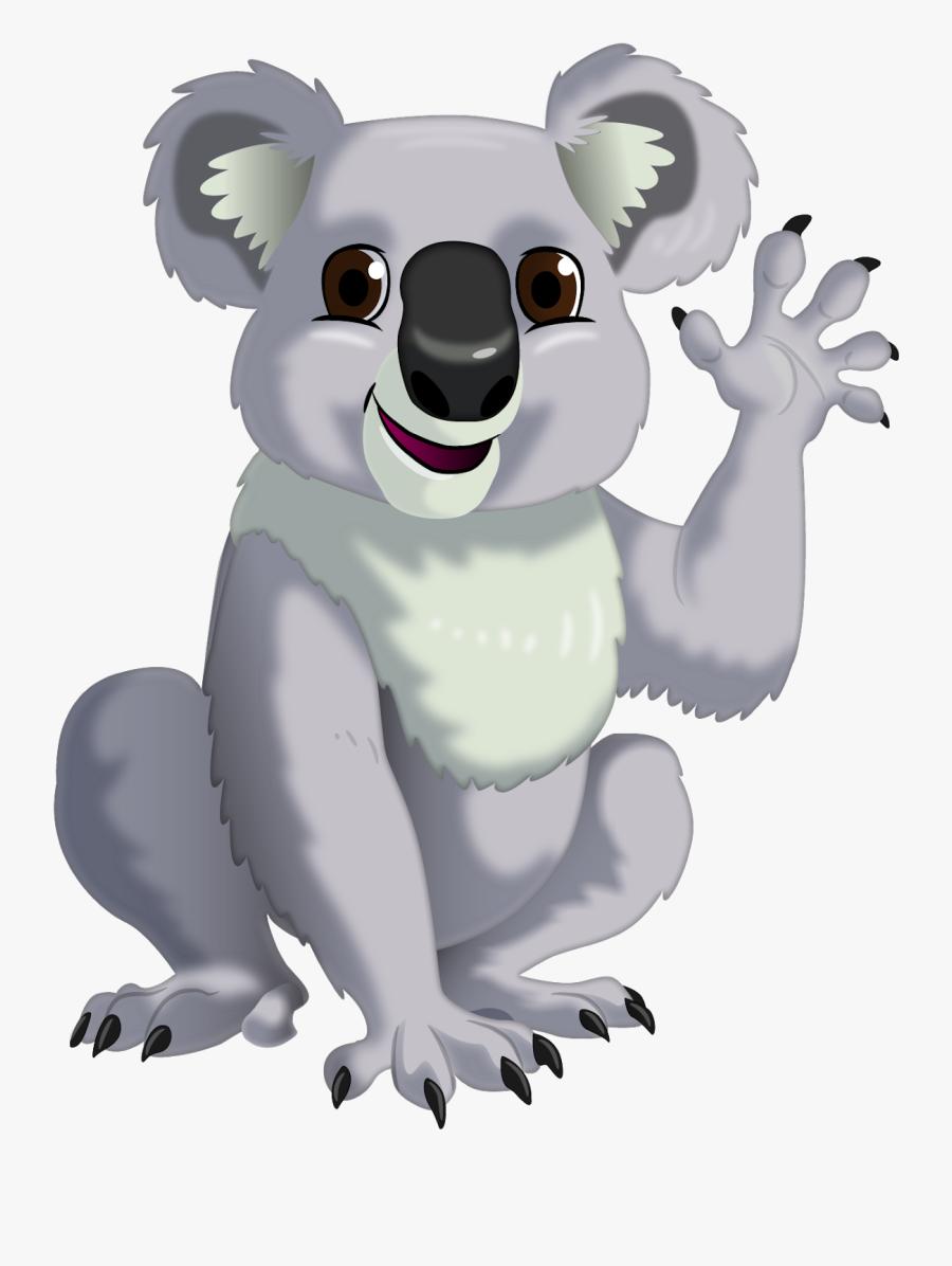 Koala, Transparent Clipart