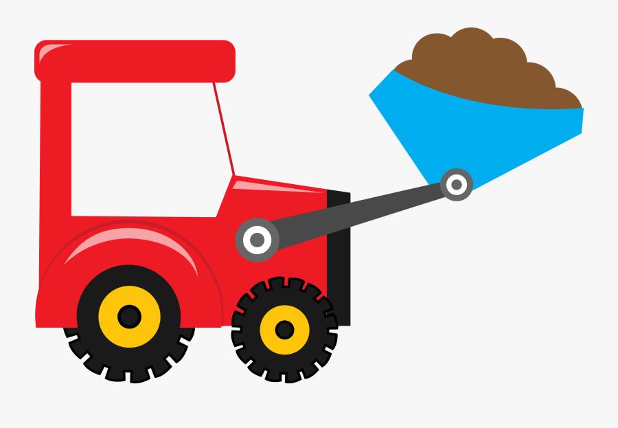 Free Construction Vehicle Clip Art, Transparent Clipart