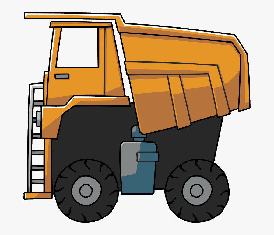 John Cena Clipart Truck - All Vehicle In Scribblenauts Unlimited, Transparent Clipart