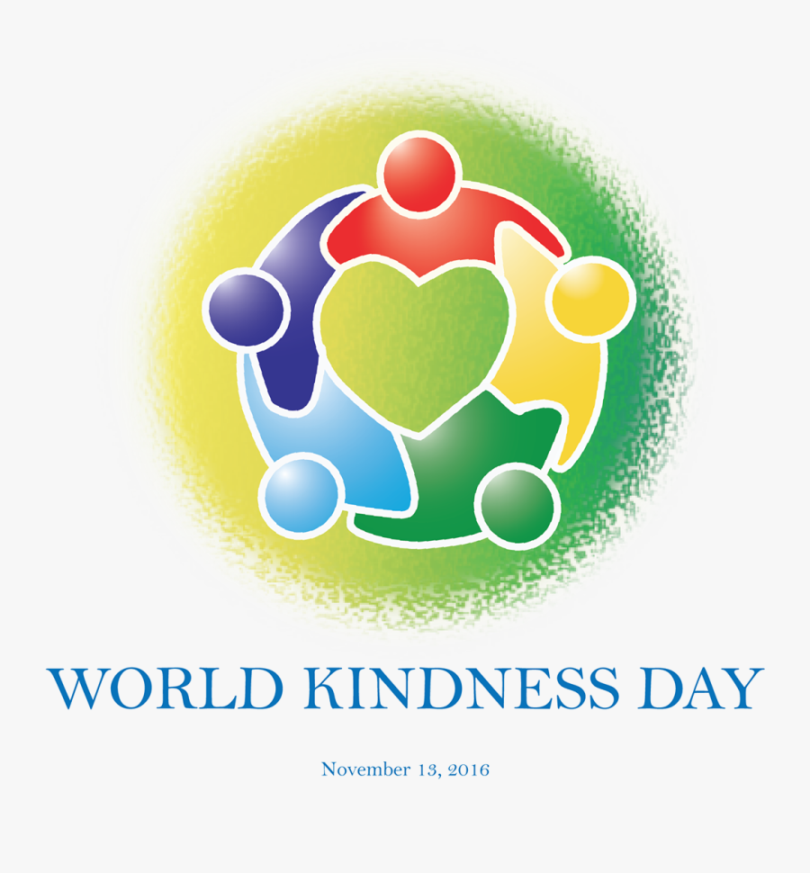 World Kindness Day Clipart - World Kindness Day 2017, Transparent Clipart