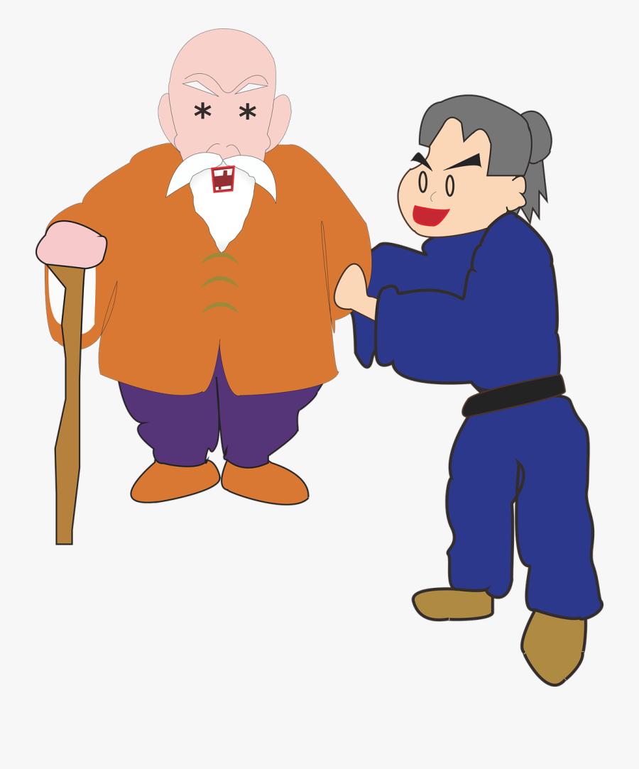 Kindness Old People Kind Seni - Helping Elders Essay, Transparent Clipart