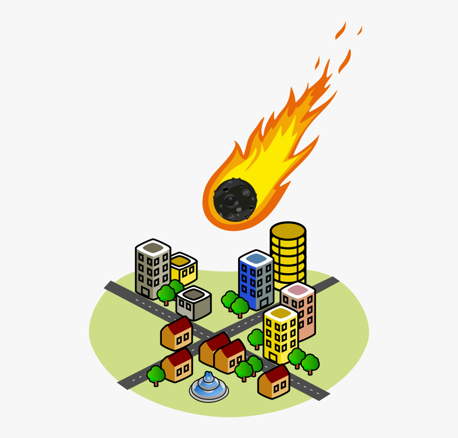 Tsunami And Earthquake Drawing, Transparent Clipart