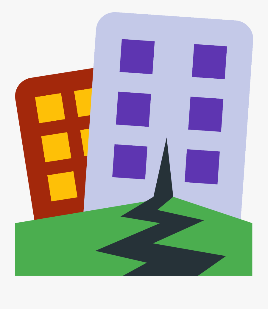Iconos De Equipo Terremoto - Transparent Earthquake Icon Png, Transparent Clipart