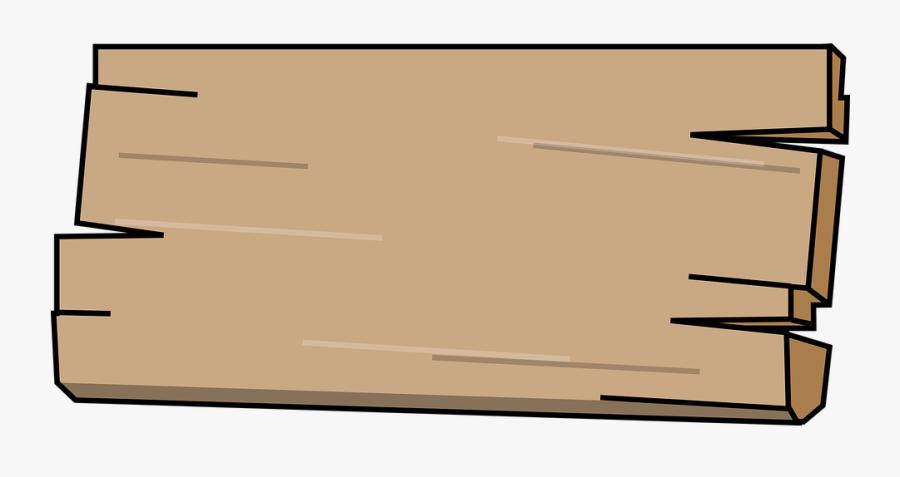 Wood Plank Clipart Png, Transparent Clipart