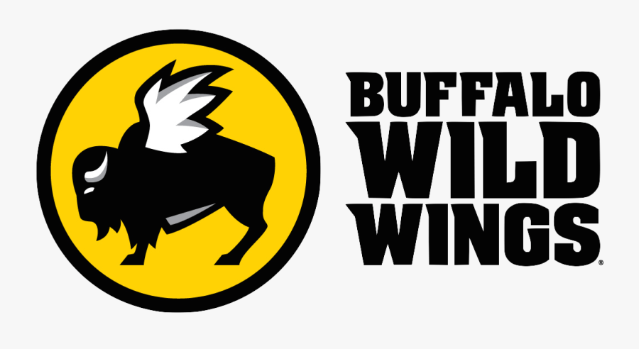 Restaurant Food Wing Ordering Online Wild Buffalo Clipart - Buffalo Wild Wings, Transparent Clipart
