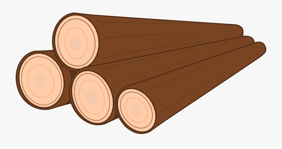 Transparent Woods Clipart - Pile Of Logs Clipart, Transparent Clipart